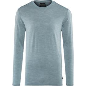 Alchemy Equipment 180GSM Single - T-shirt manches longues Homme - Bleu pétrole